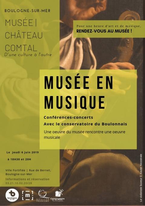 MUSÉE EN MUSIQUE-CONFERENCE-CONCERT