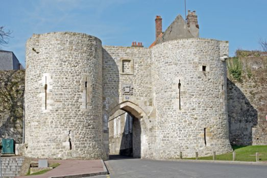 Les fortifications dit remparts