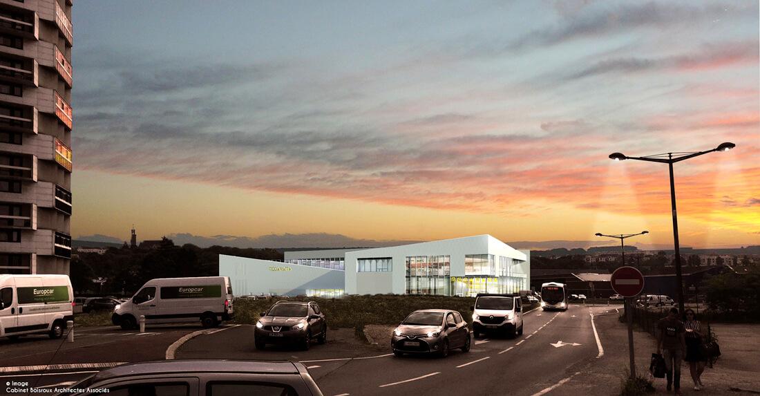 Un Cinéma Multiplex De 14 Salles Ouvrira En Centre Ville