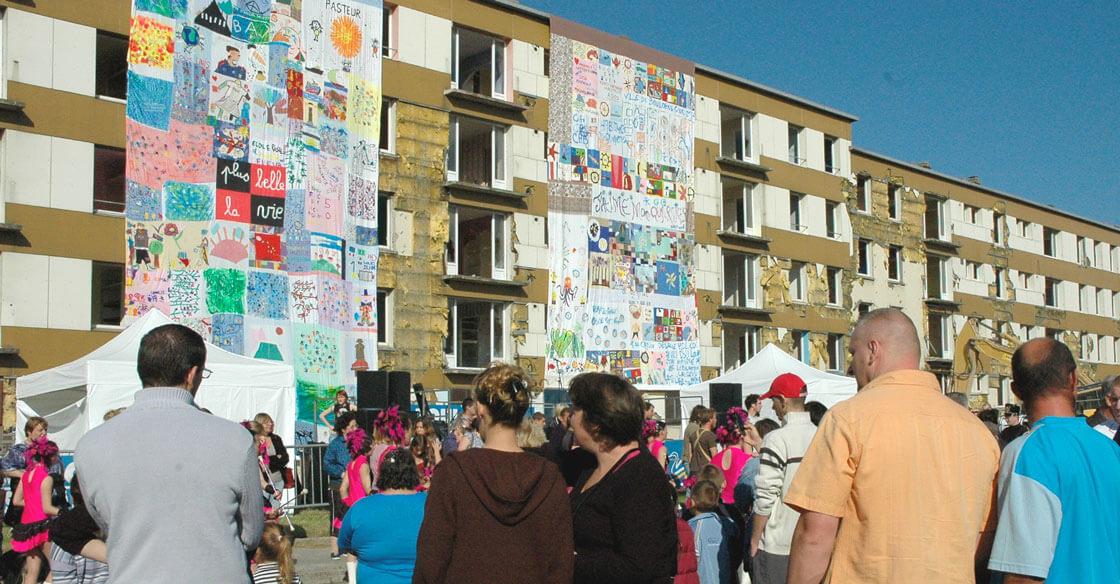 rénovation urbaine 2004